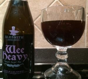 AleSmith Wee Heavy - mod
