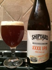 Shipyward XXXX IPA