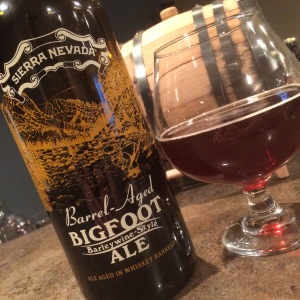 Sierra Nevada - Barrel Aged Bigfoot